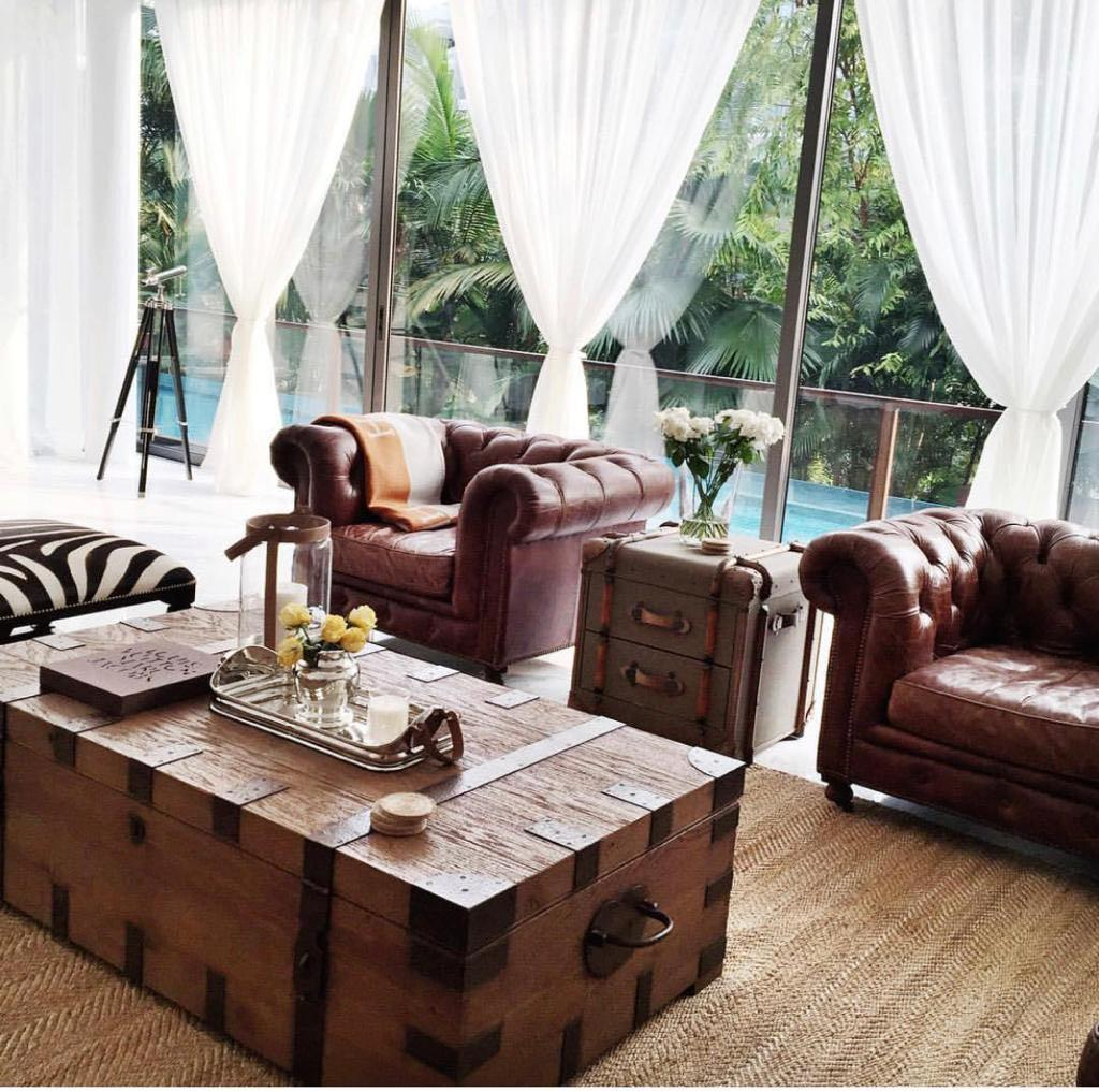 Coffee Table Furniture Tables Chairs On Carousell