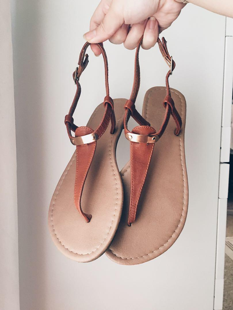 cotton on cute sandals