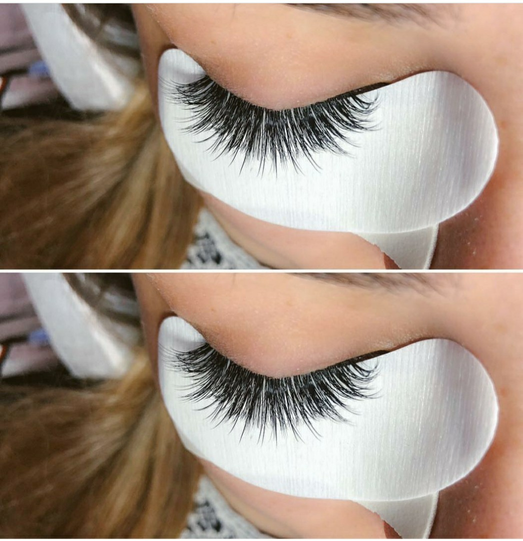 370c9d8196e Eyelash extensions, Health & Beauty, Makeup on Carousell