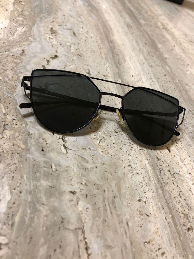 6087eac3e1b Gentle Monster Authentic Sunglasses