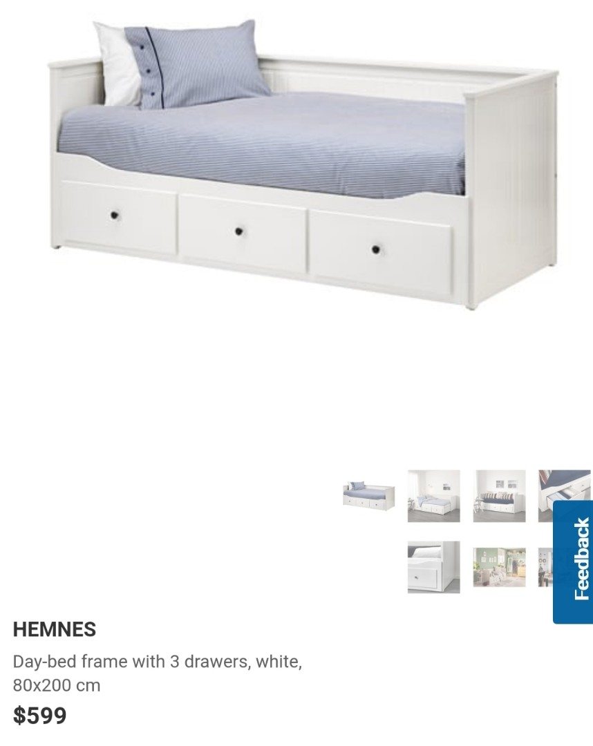 Hemnes Ikeaurgent Sale Sofabed Daybed Sofa lF1TuK3cJ