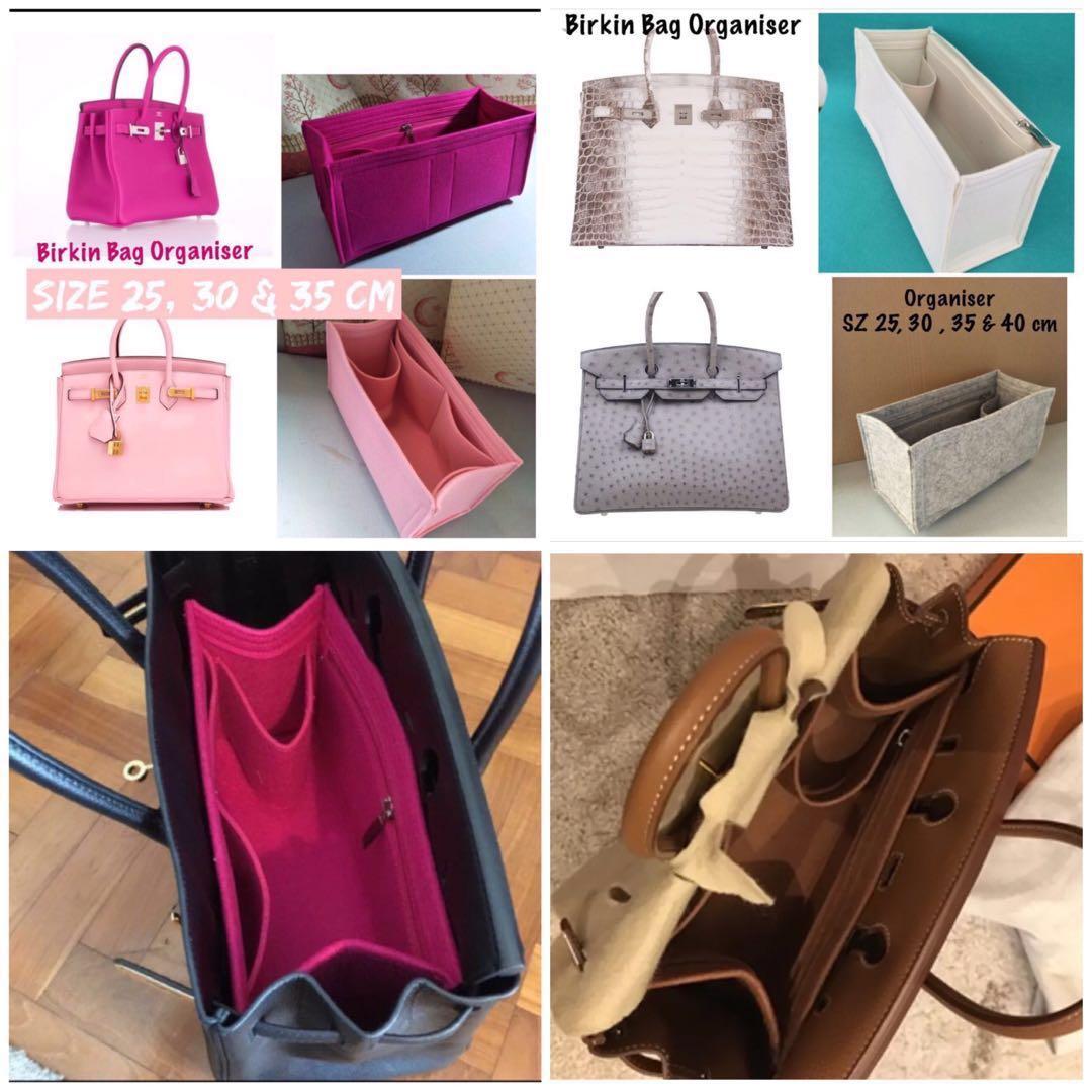 6caec9f374c 🌷Hermes Birkin Bag Organiser