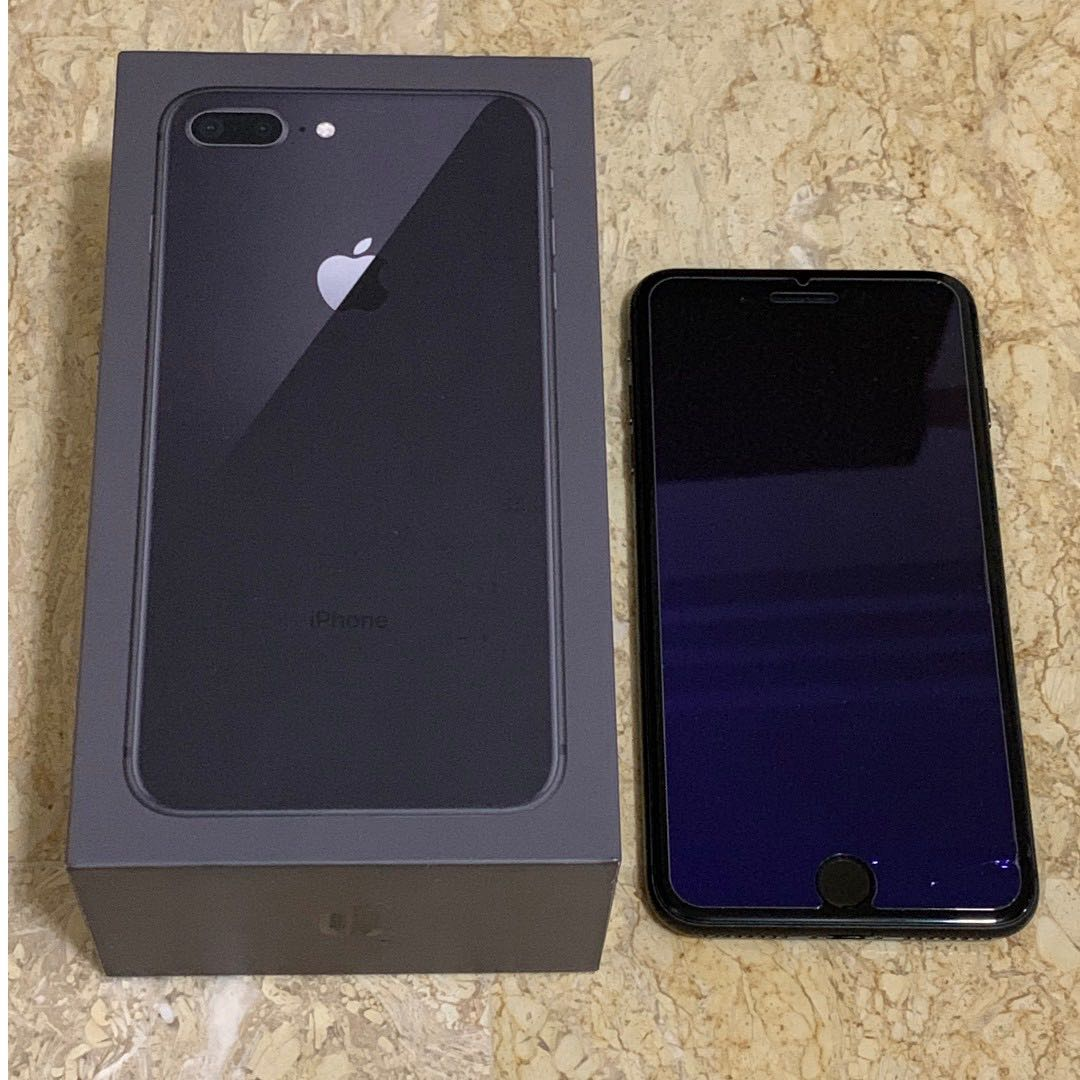 promo code 31fb1 b9bb1 iPhone 8 Plus 256GB Space Grey Used