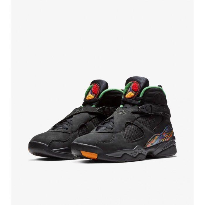 buy online 88307 9f78f Jordan VIII Air Raid, Men s Fashion, Footwear, Sneakers on Carousell