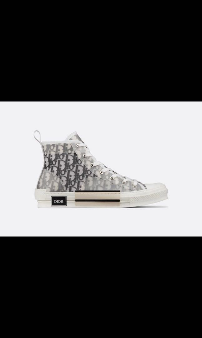 Kim Jones Dior oblique B23 sneakers ff65af180