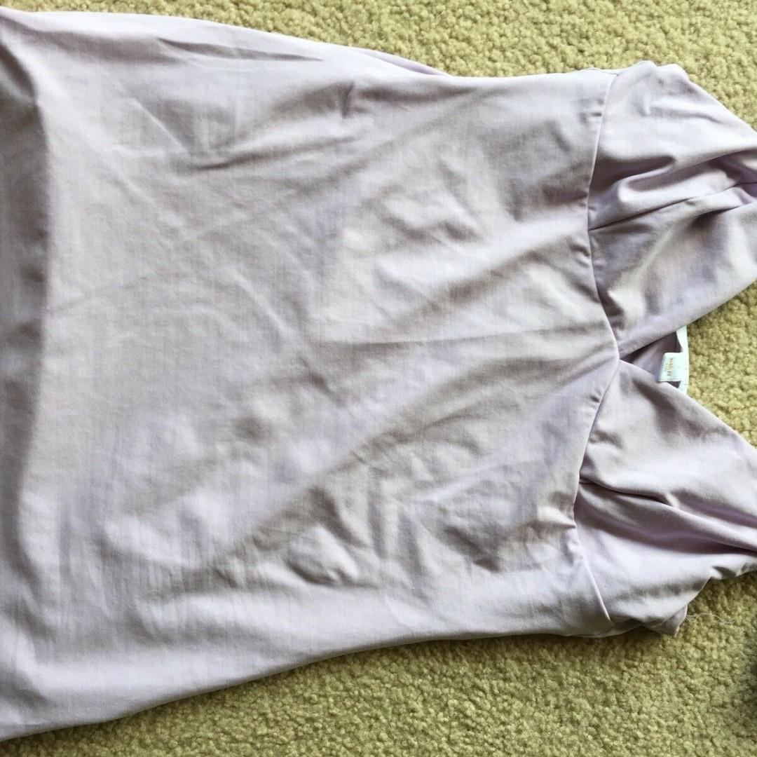 Kookai Bargain bundle of sz 1 tops and 1 dress with free sz 2 lilac top included