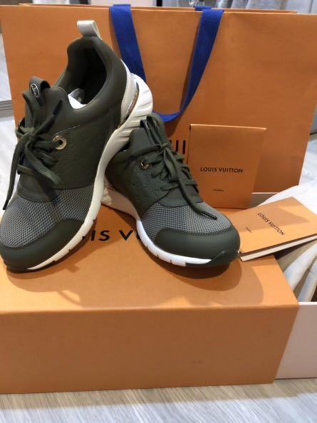 after game sneaker louis vuitton