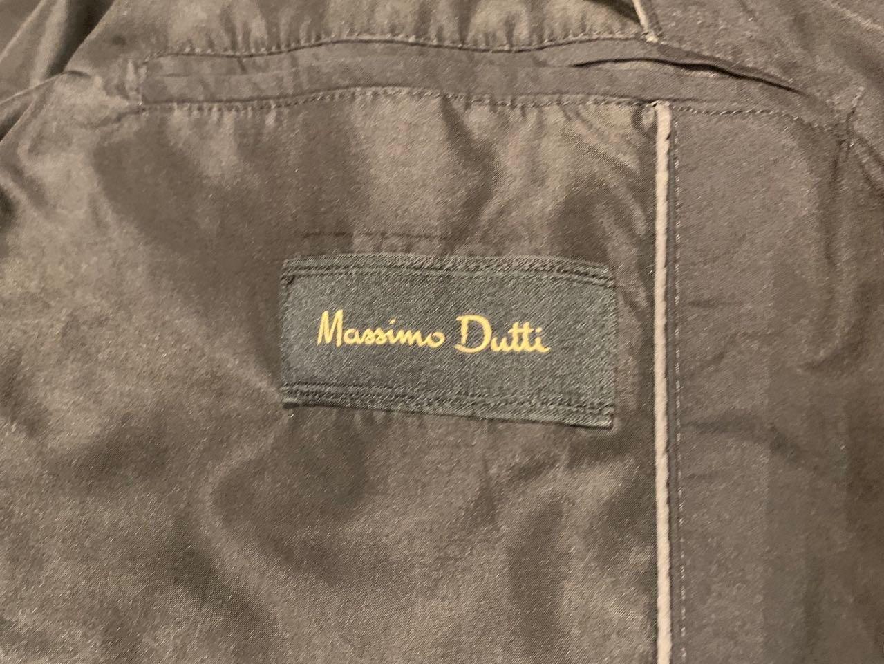 Massimo Dutti Down Jacket/ Blazer
