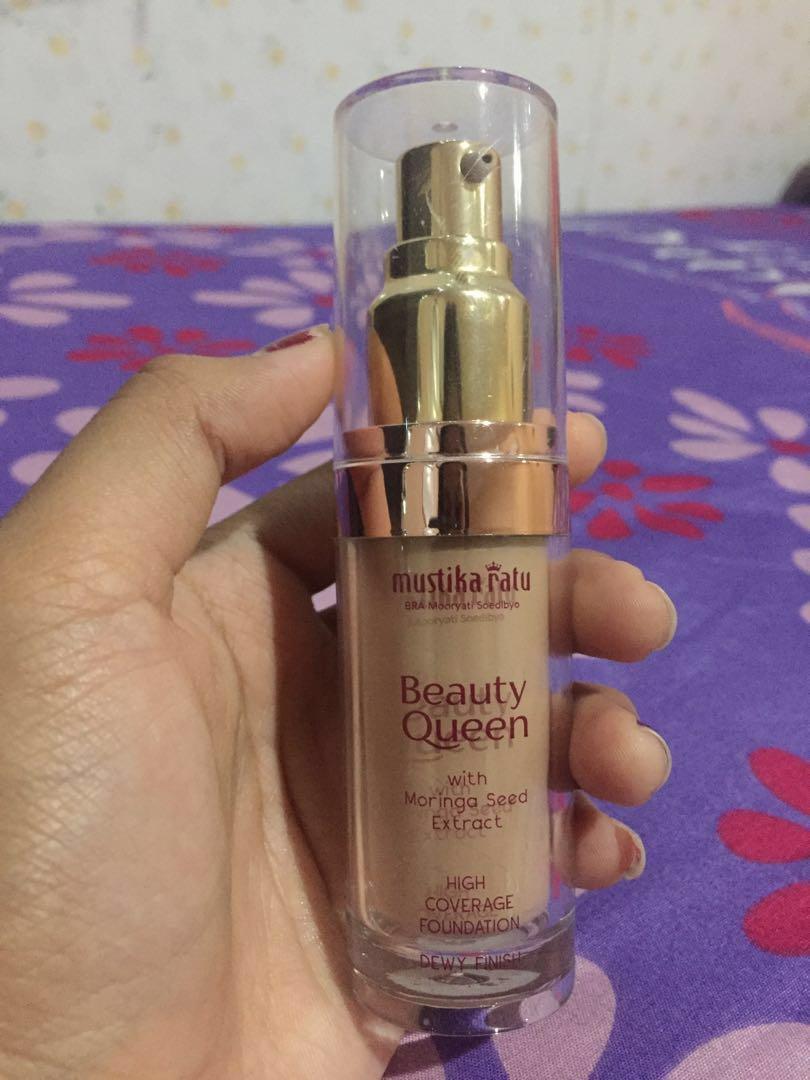 Mustika Ratu Beauty Queen