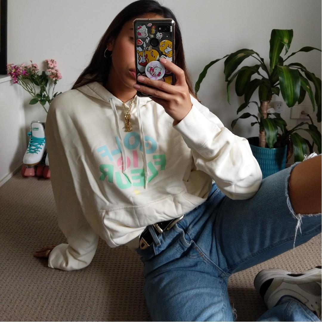 NEW Rare Sold Out Golf Le Fleur Hoodie by Tyler The Creator x Converse