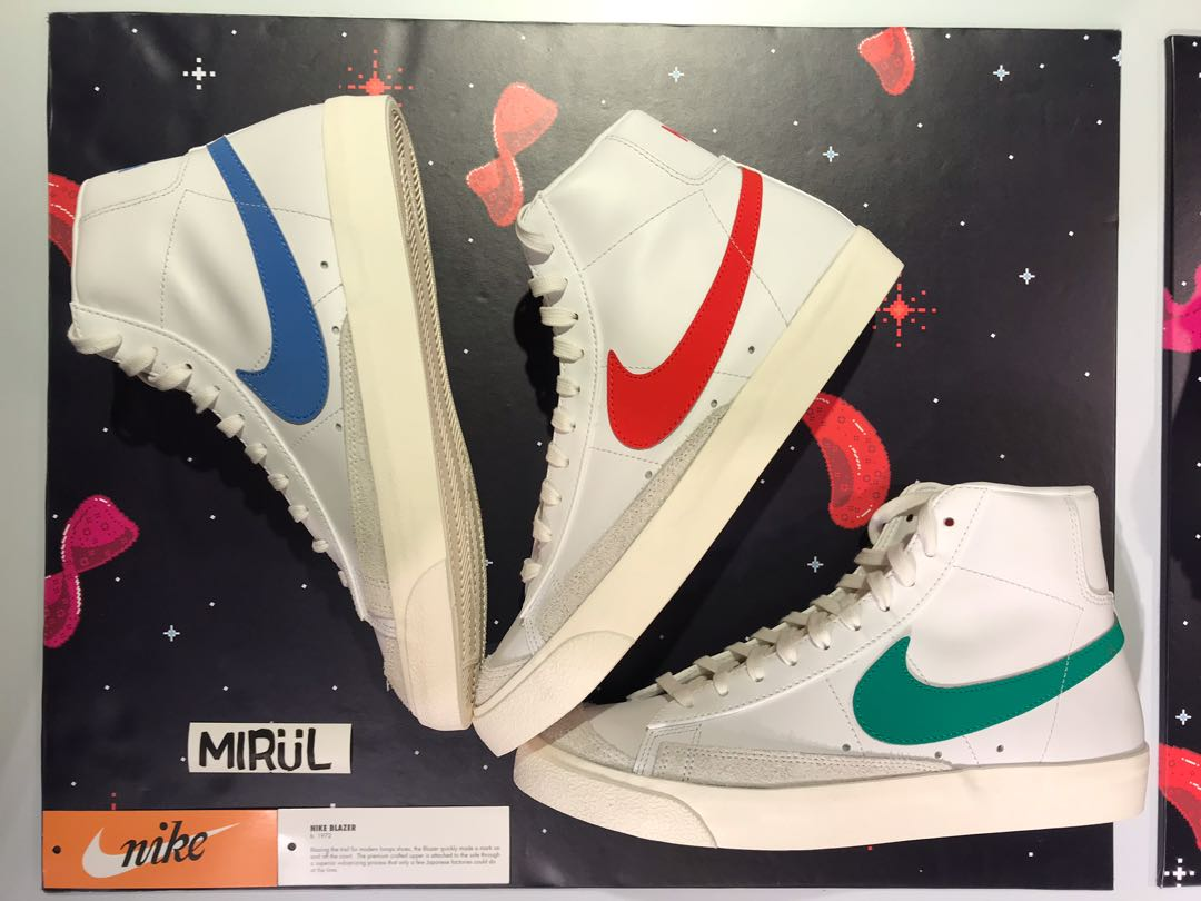 online store 60c56 efc32 Nike Blazer Mid  77 VNTG, Men s Fashion, Footwear, Sneakers on Carousell