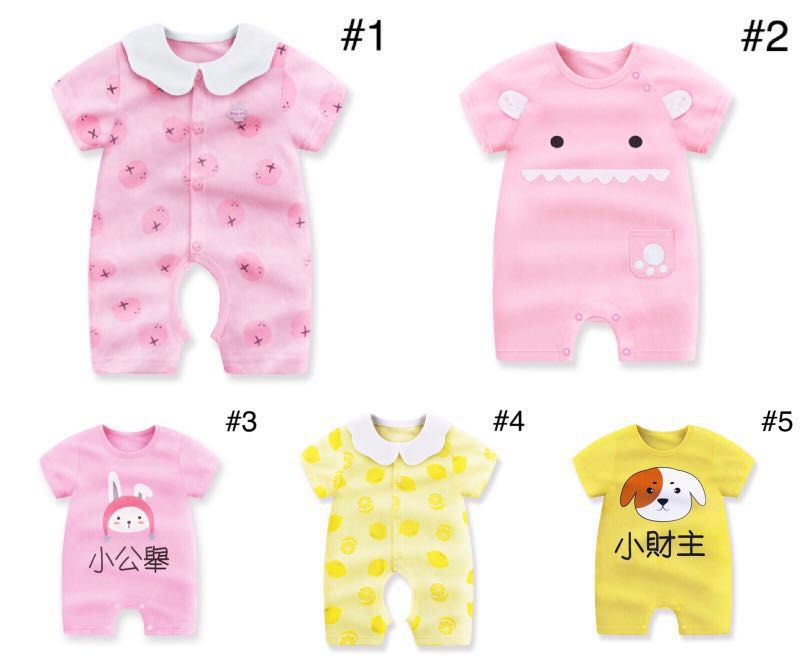 f9ccbd1bf PO] Baby Jumpsuits/Rompers, Babies & Kids, Babies Apparel on Carousell