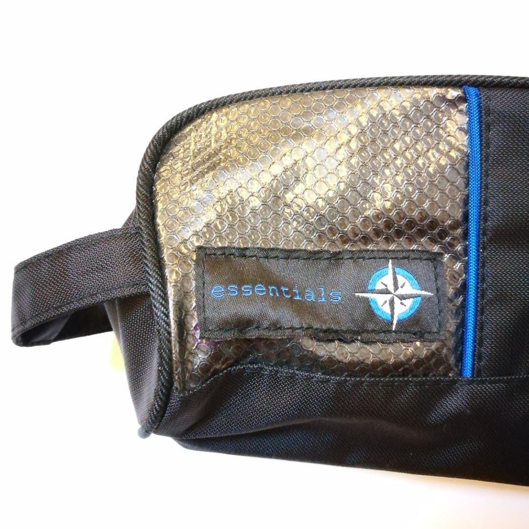 PRE💙D Traveller Essentials Dopp Kit for Gadgets or Toiletries ... bf725c818f