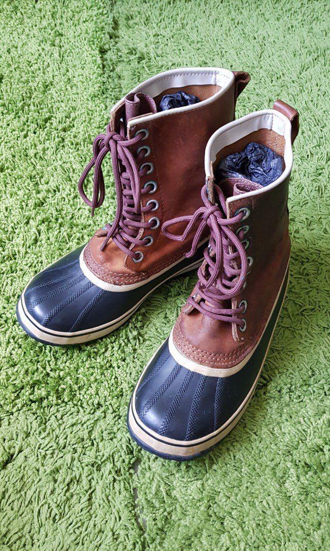 1a41086df33 Sorel MENS Premium Waterproof Lightweight Snow Winter Boots