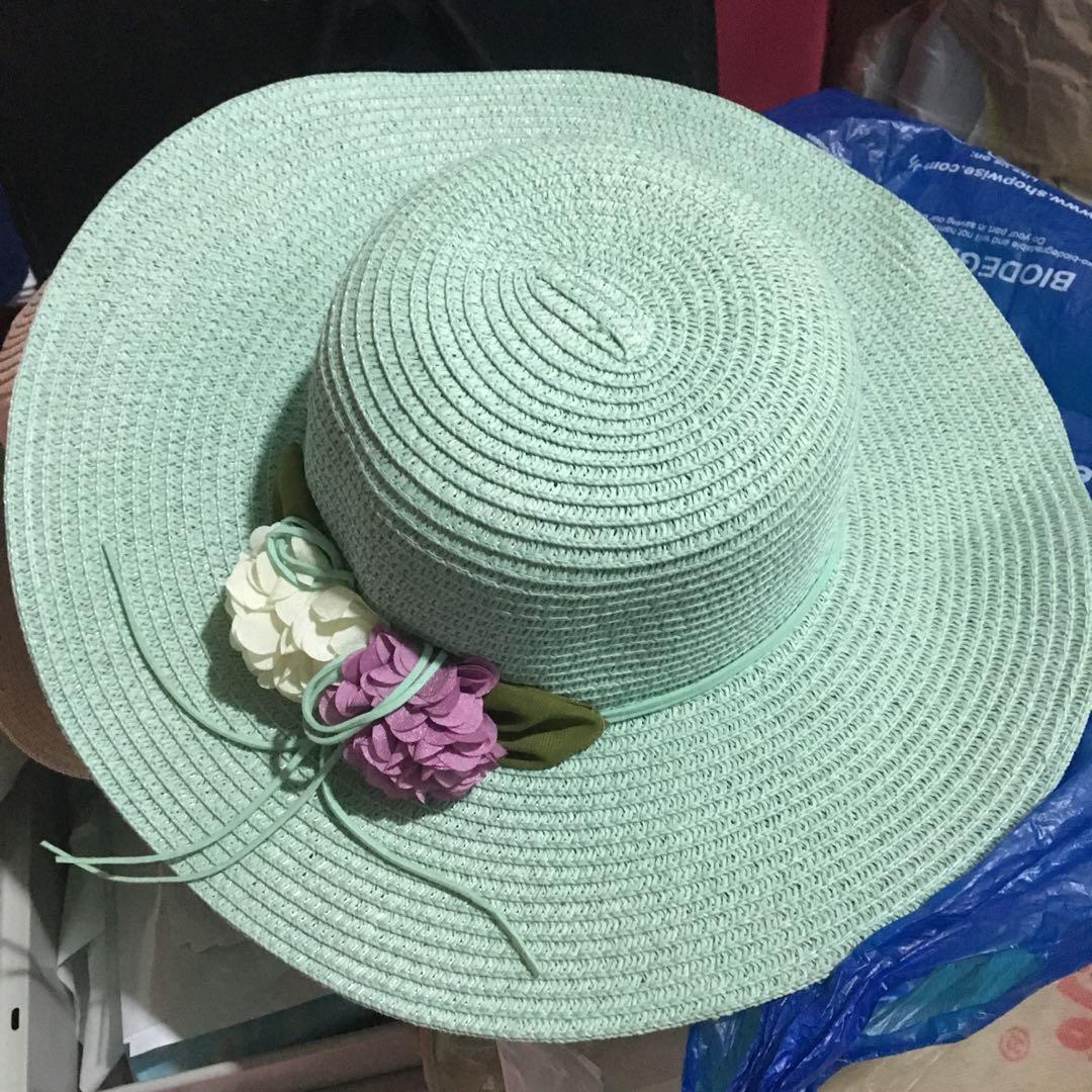 88b87371 Summer/Beach Hats, Women's Fashion, Accessories on Carousell