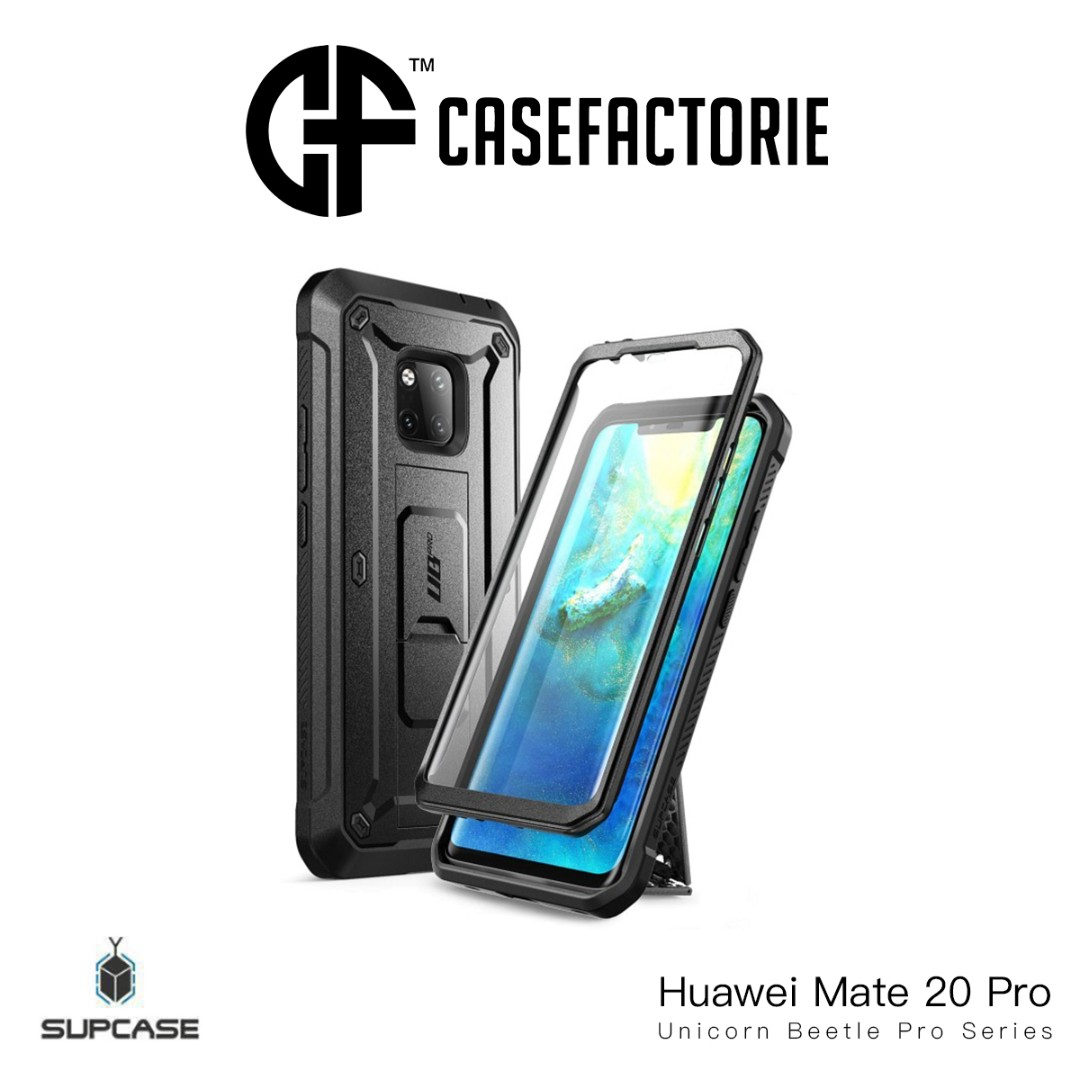 huge selection of 765e4 68a45 Supcase UB Pro 360 Rugged Case for Huawei Mate 20 Pro
