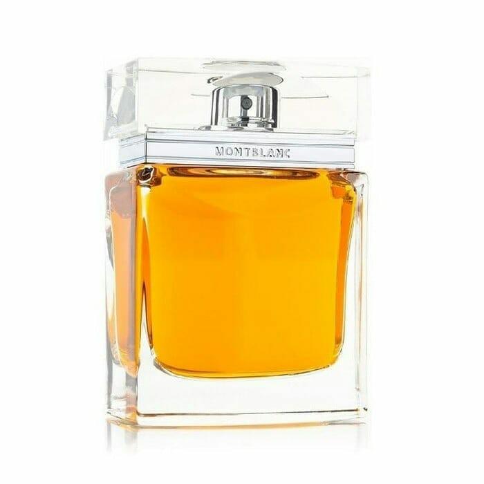 Travel Perfume Mont Blanc Homme Exceptionnel For Man Original Non
