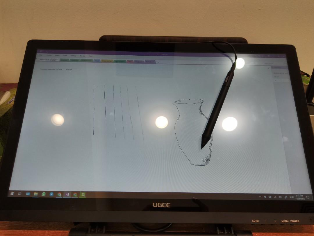 """Ugee 21"""" Graphics Tablet"""