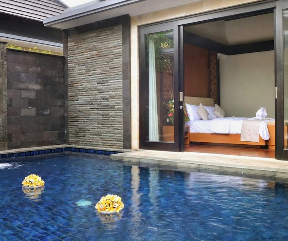 Valentine Special Promo Villa Bali Dengan Kolam Renang Pribadi Properti Rental Di Carousell