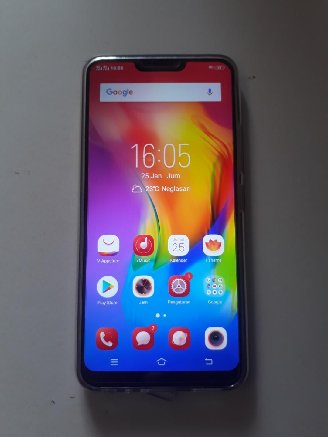 Vivo Y81 Full View 6.2in 4G Lte - 2/16gb,Face Unlock,Kamera'y Beeuuhh,Mulpis ya
