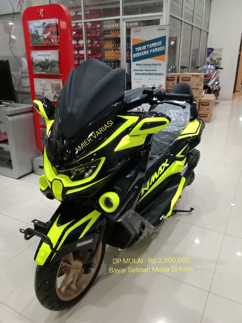 Harga Yamaha Nmax Predator 2019 - DanaAdvisor.com