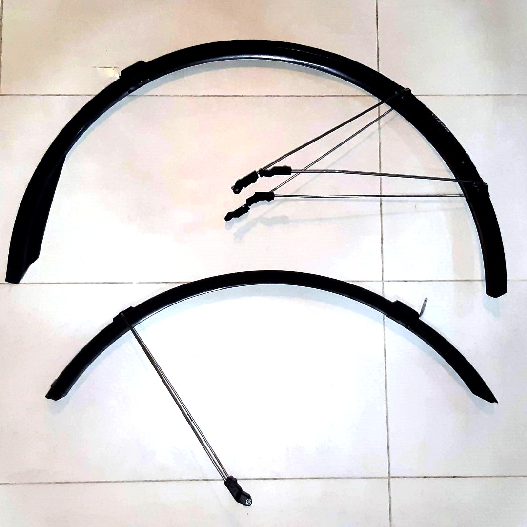 CNY Spring Cleaning Zefal 29 700c Full Fenders Mud Guard Bicycles