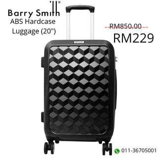 Barry Smith ABS Hardcase Luggage
