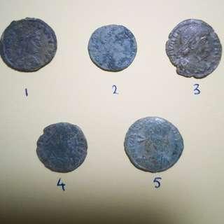 🚚 Cheap Ancient Authentic Roman coins