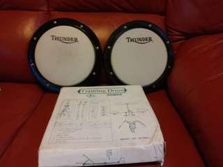 台灣Thunder練習鼓板 drum pad