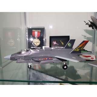 F-35B Lightning Aircraft Model