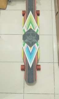 長板 滑板