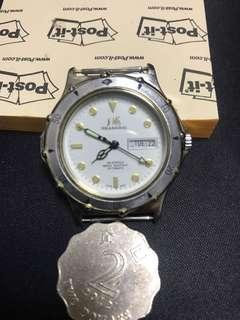 上海牌自動潛水錶