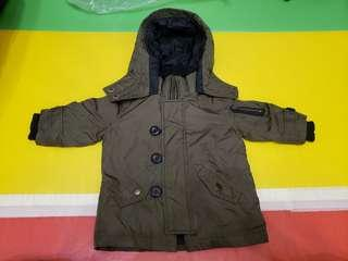 Baby gap jacket 中厚褸 12-18 months