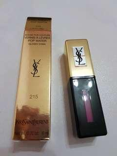 YSL Glossy Stain No 215