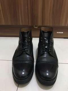 Sagara boots original (jarang pakai)