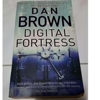 Digital Fortress (By Dan Brown)