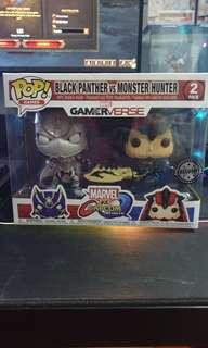 Black Panther VS Monster Hunter