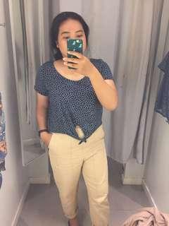 #JAN25 H&M crop tshirt