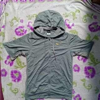 Nike Hoodie Grey