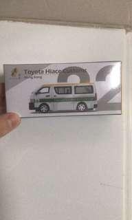 Toyota Hiace Customs 車仔