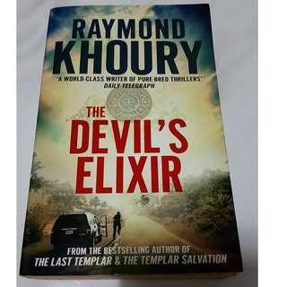 The Devil's Elixir (By Raymond Khoury)