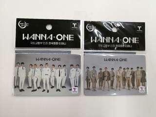 (WTB) Wanna One T-Money (any ver)