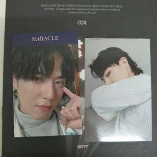 【WTT】GOT7 PRESENT: YOU AND ME PHOTOCARDS