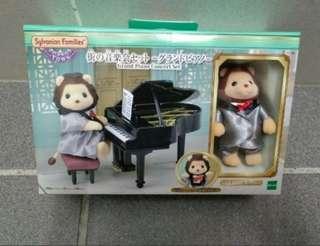 森林家族-獅子鋼琴