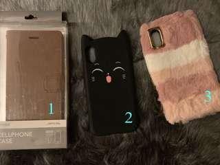 Oppo R9s and IPhone X Casing