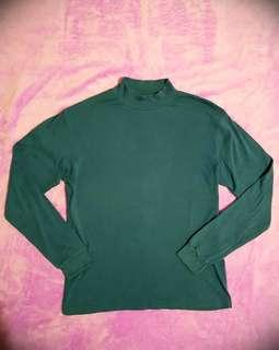 uniqlo turtle neck pullover