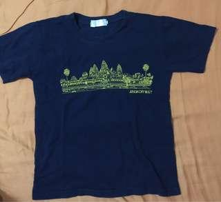 (S) Angkor Wat T-shirt