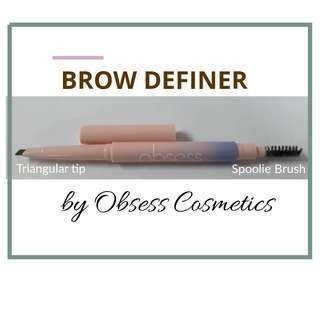 SPECIAL INTRO PRICE- Obsess Cosmetics Eye Brow Definer