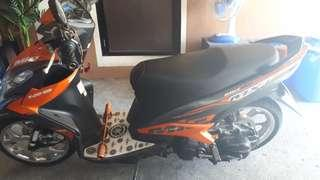 Mxi 125 for sale