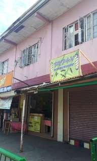 Commercial and apartment for sale